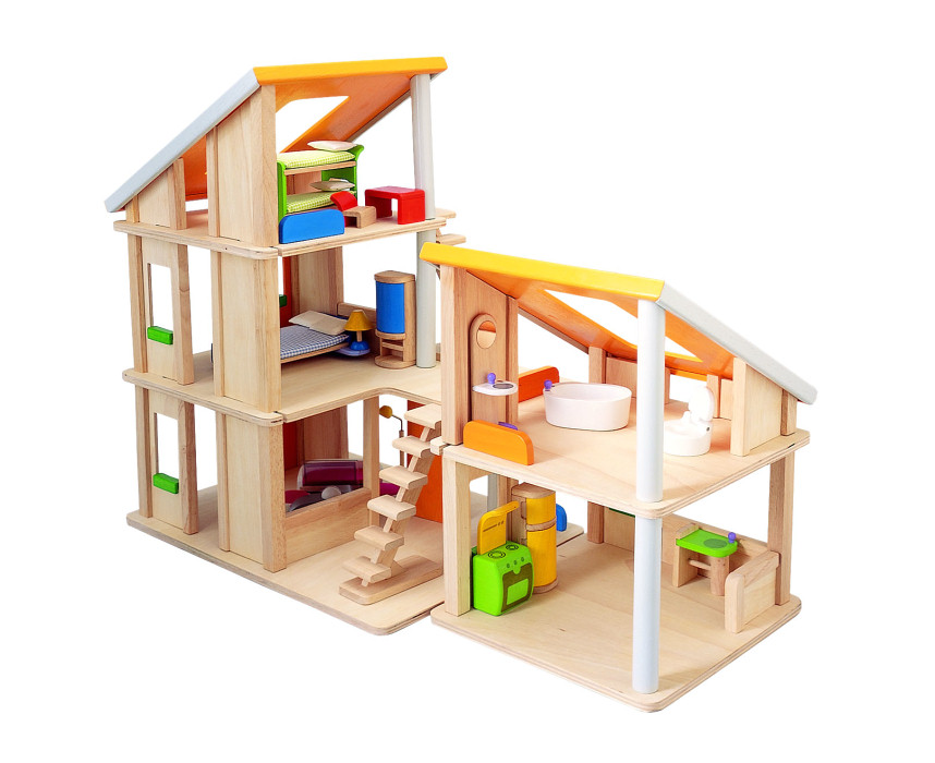Домик детский игрушечный